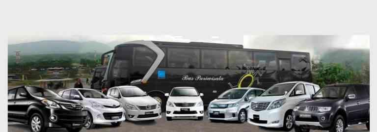 Tempat Rental Mobil di Padang Dengan Supir